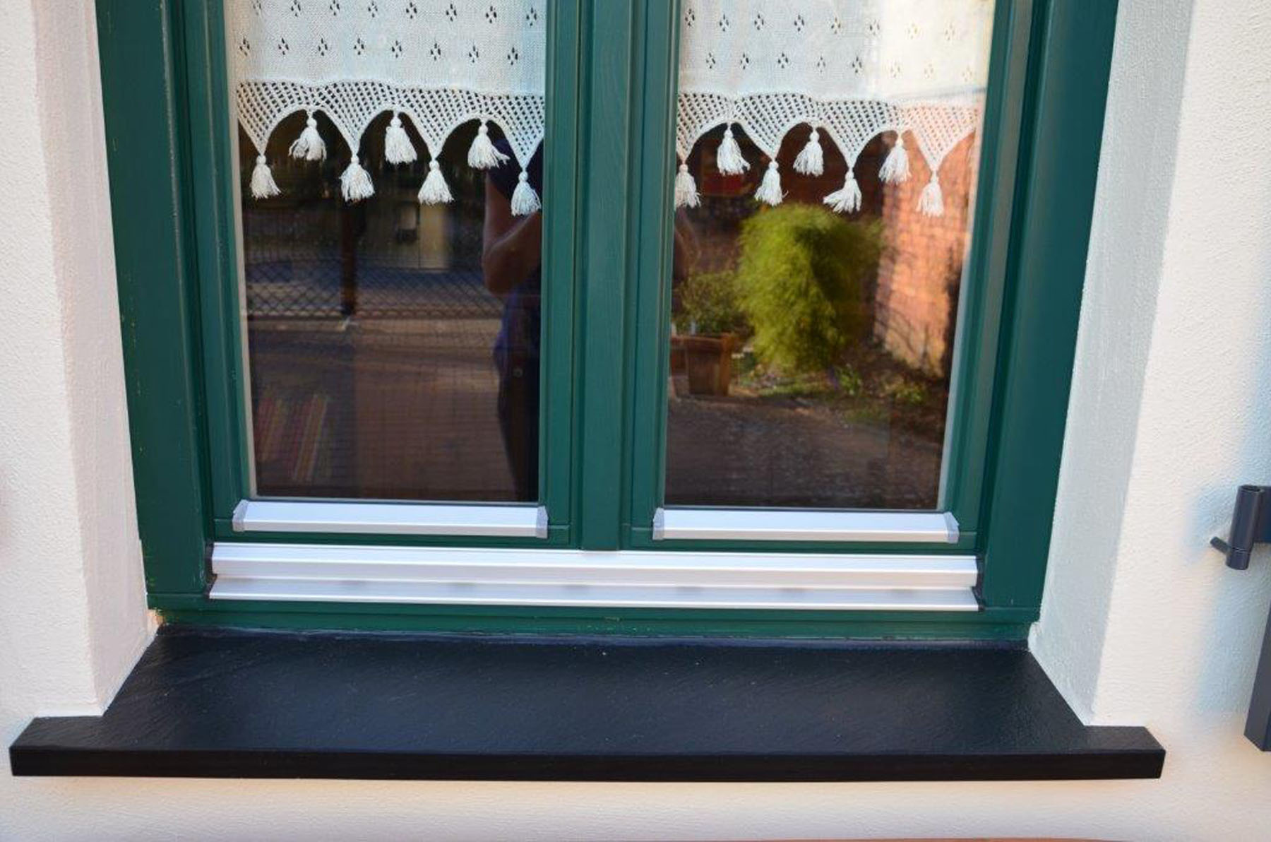 Fensterbänke aus Schiefer – backes