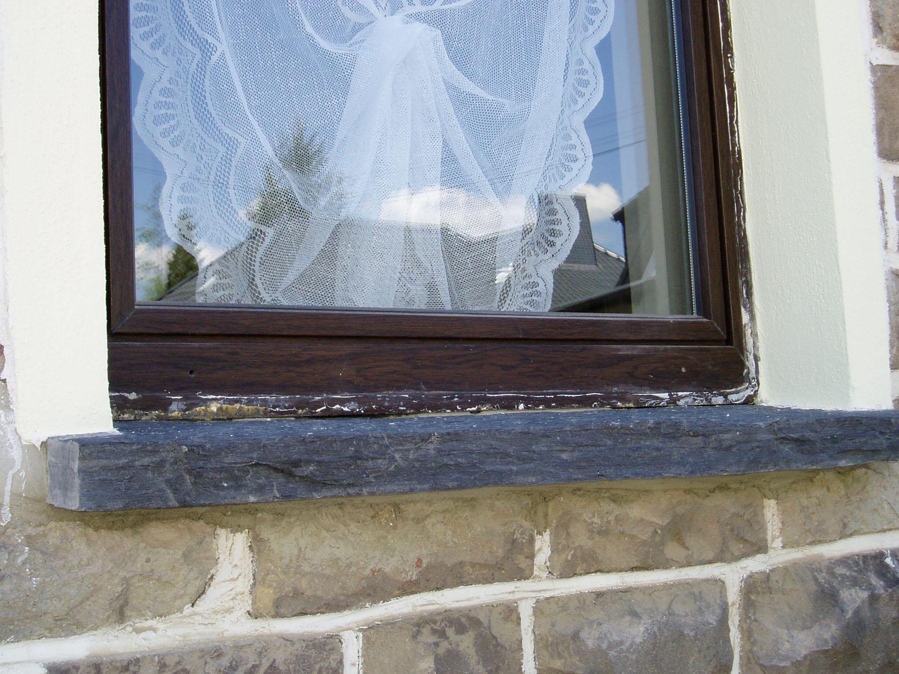 Fensterbänke (außen) – backes
