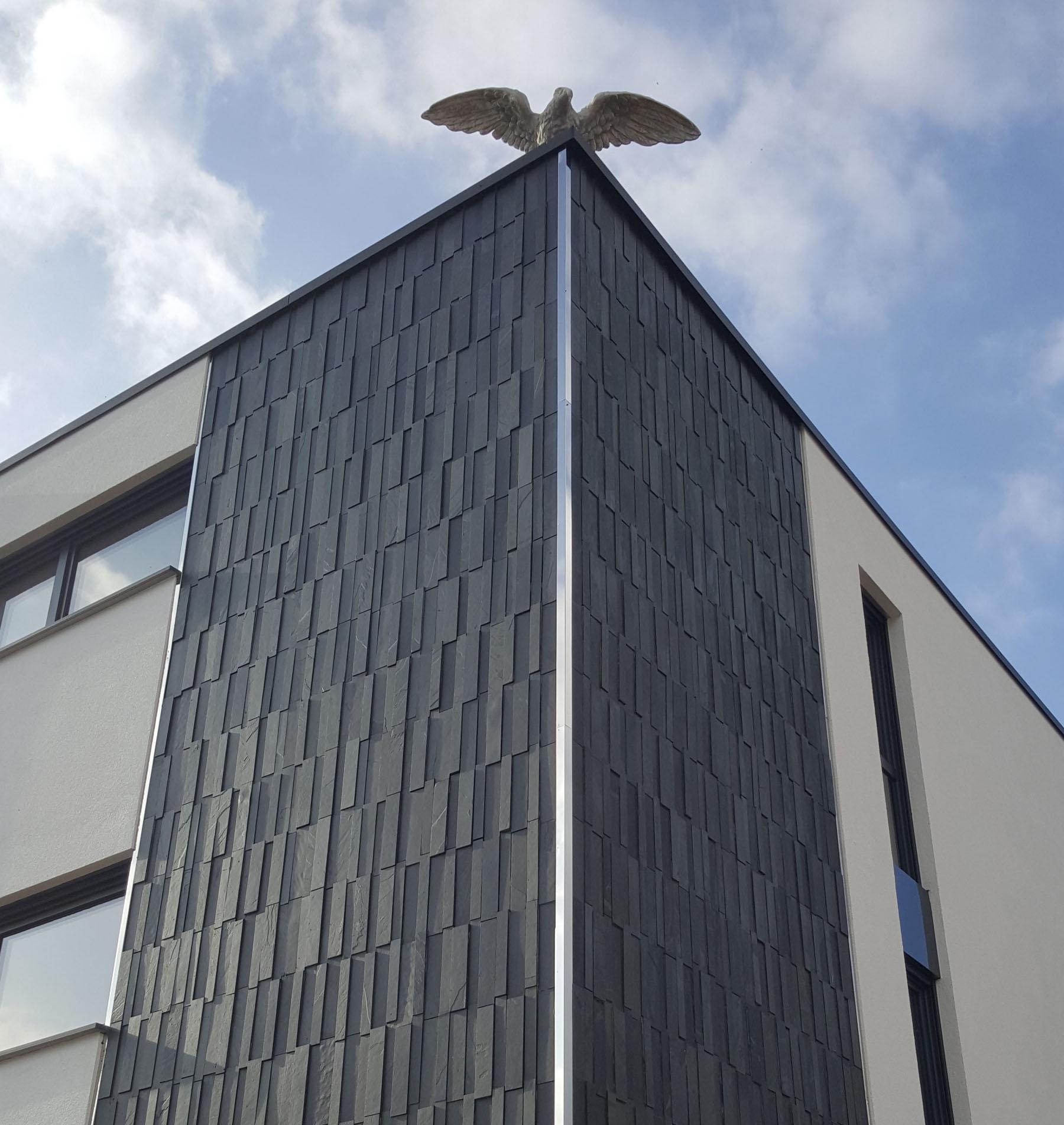 wandverblender schiefer 3d riemchen backes. Black Bedroom Furniture Sets. Home Design Ideas