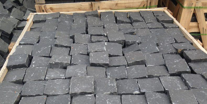 Pflaster basalt